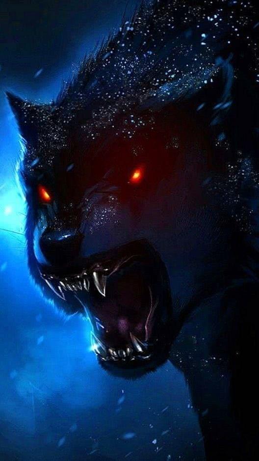 Werewolf Wallpaper For iPhone