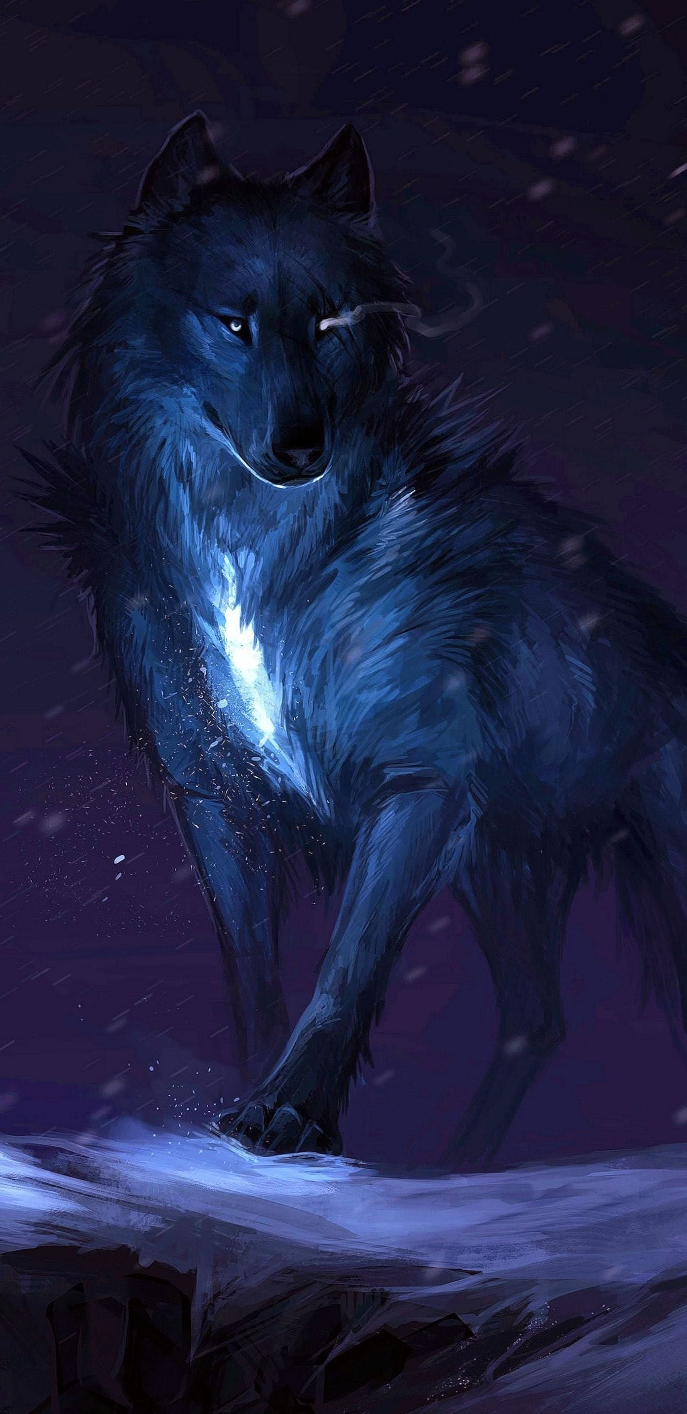 Wolf Wallpaper For Galaxy S8