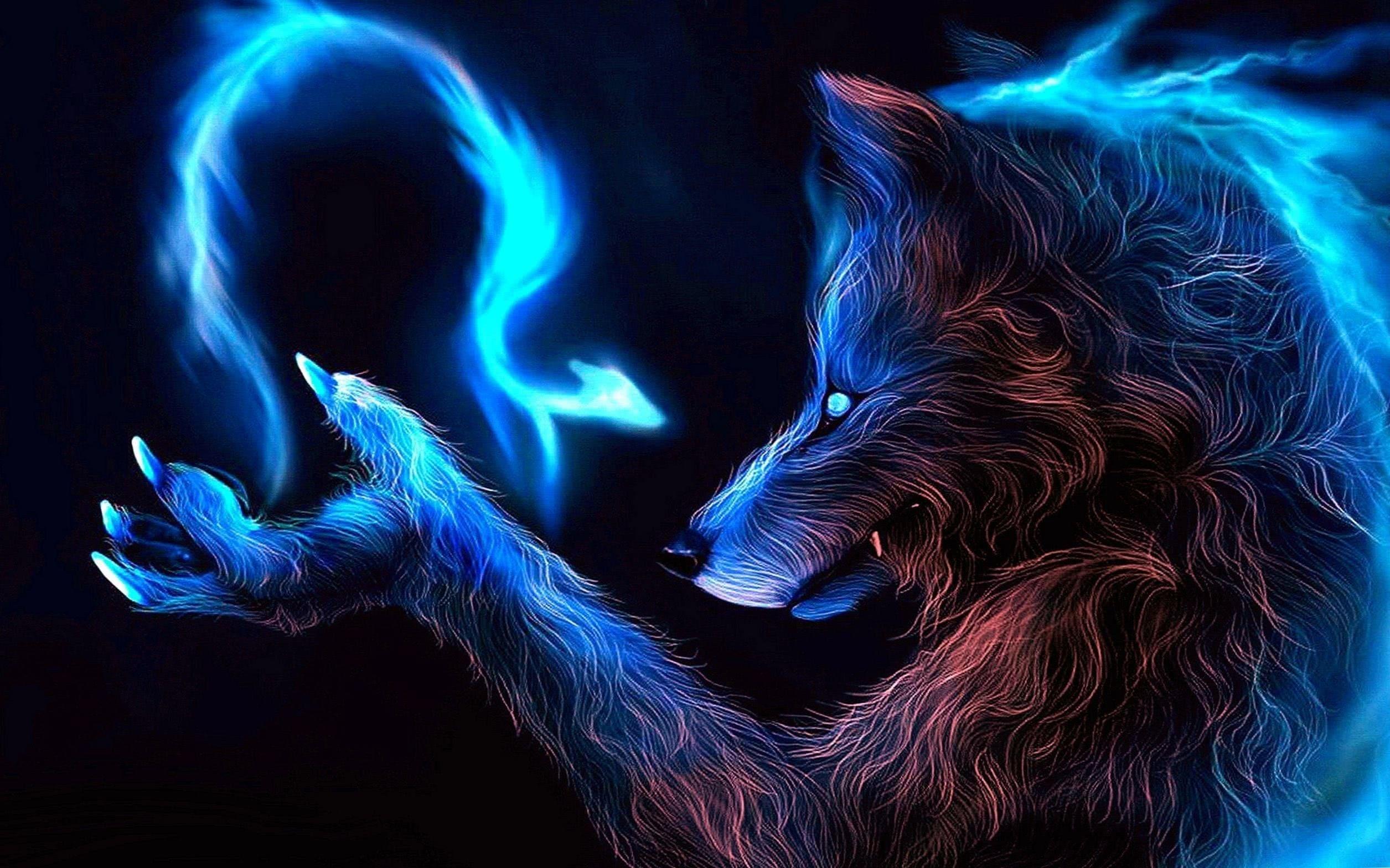 Dark Werewolf Wallpapers HD