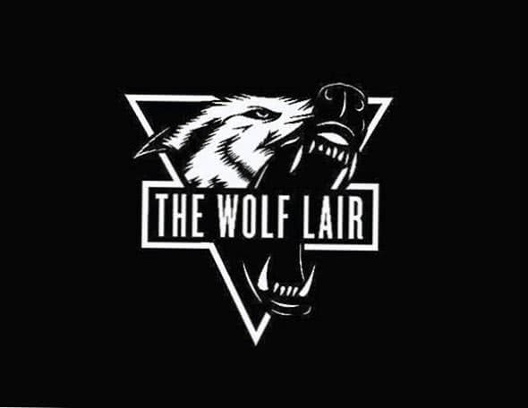 White Wolf Logo Wallpaper