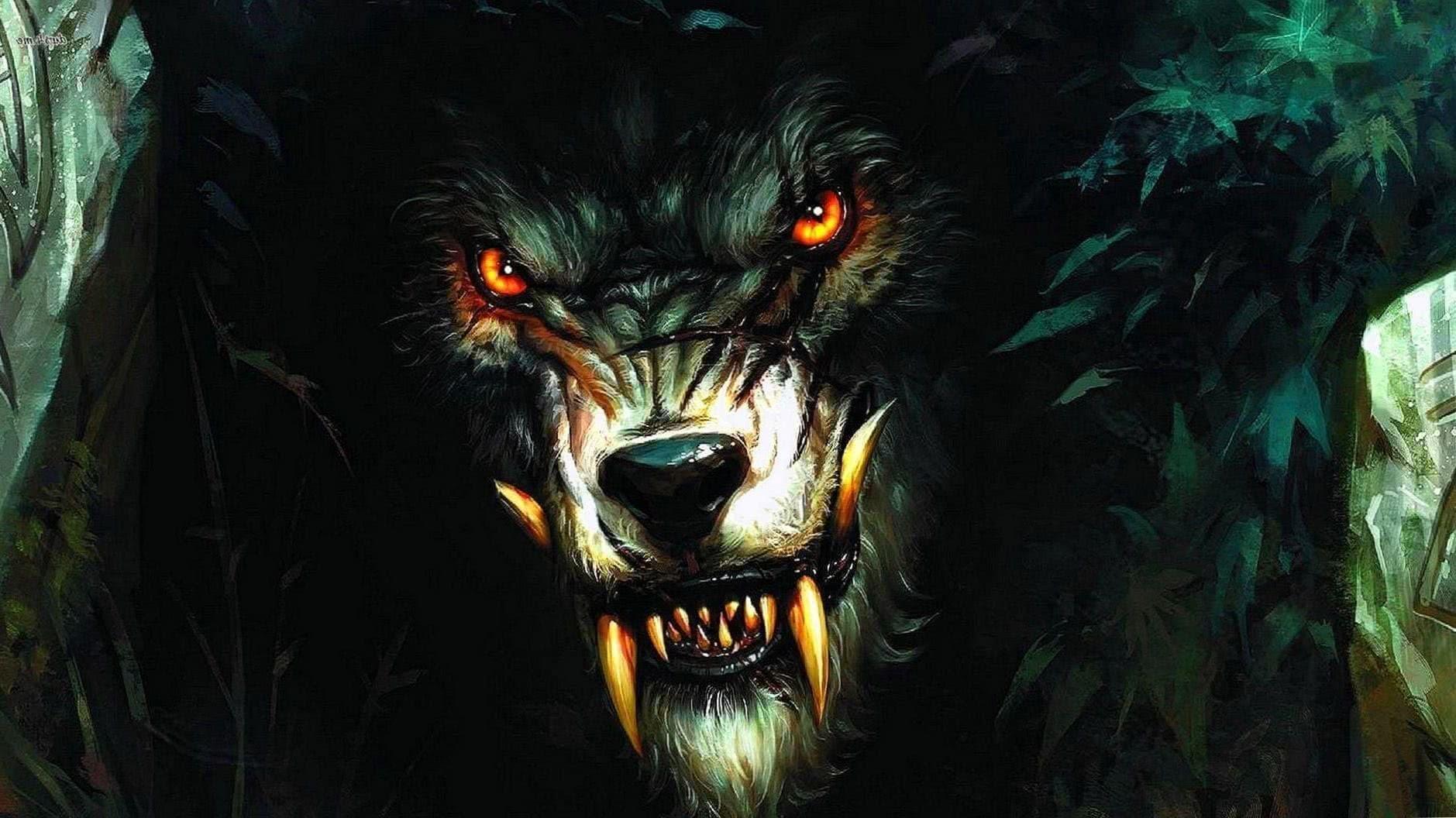 Werewolf Boy Wallpaper