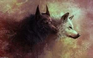 Wolf Art Wallpapers HD