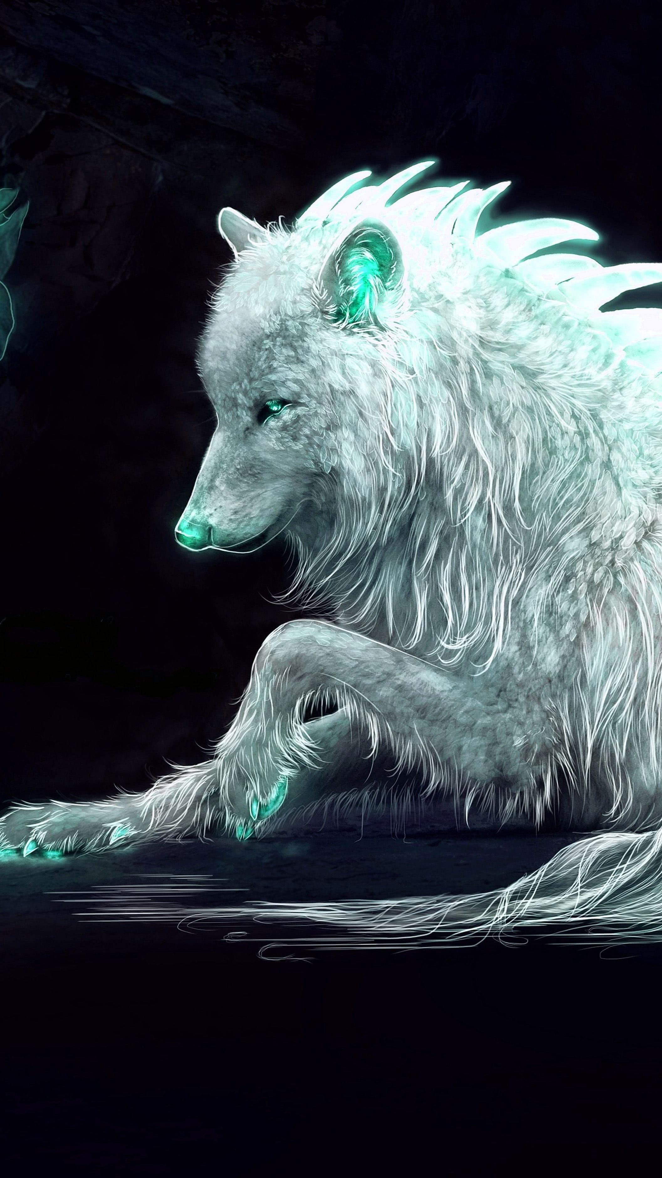 Wolf Wallpapers 2160x3840