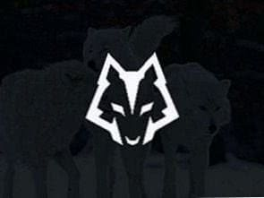Wolf Head Logo Wallpapers