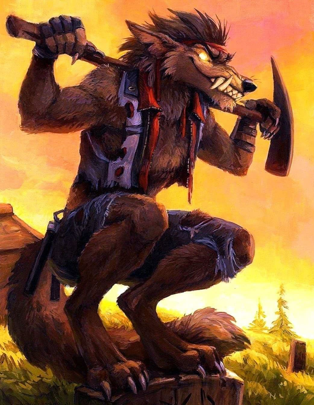 Fortnite Wallpaper Dire Wolf