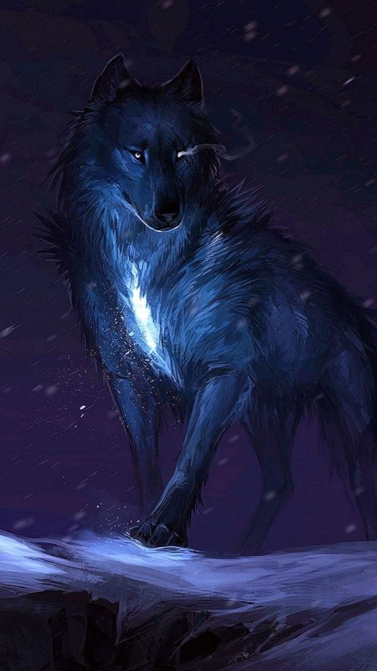 Iphone 6s Wallpapers Hd Wolf Wolf Wallpaperspro