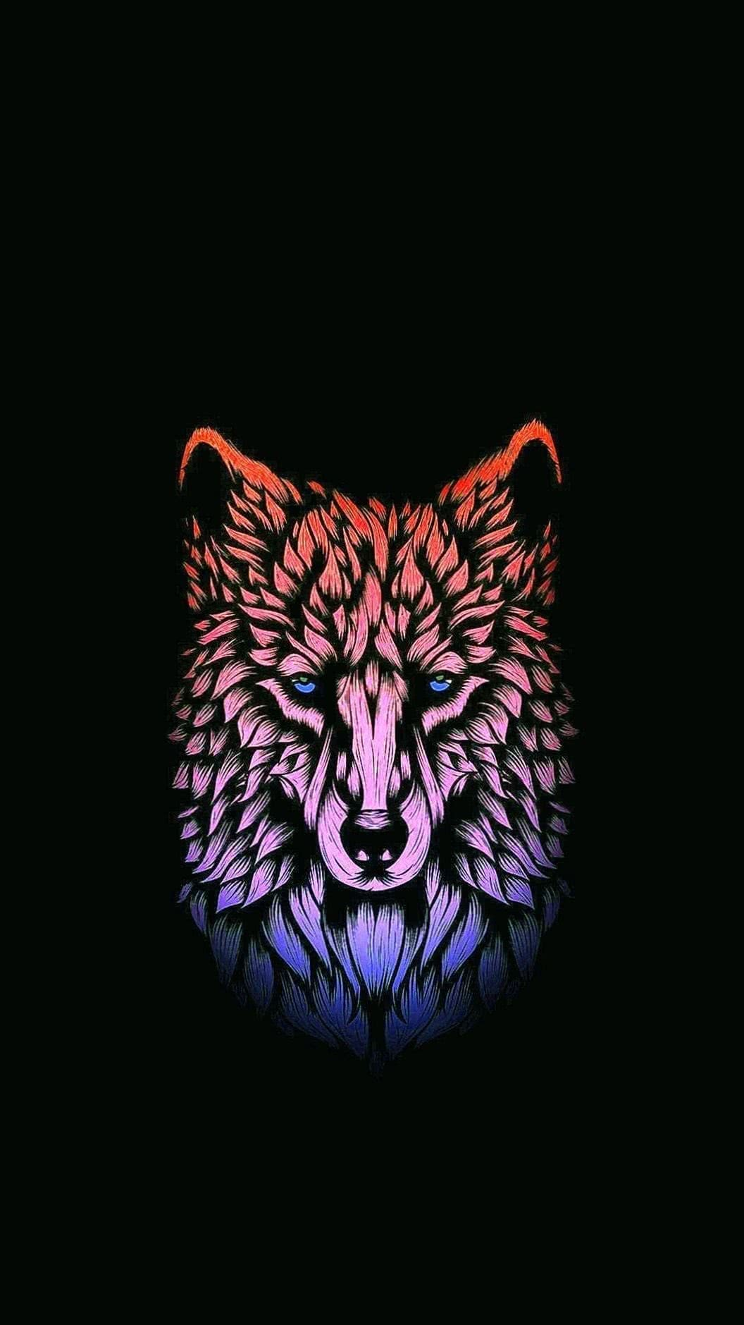 Wolf Phone Wallpapers 4K