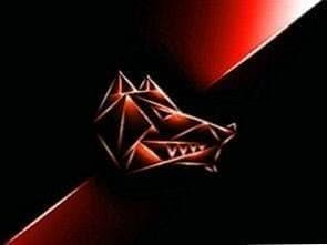 Angry Wolf Logo Wallpapers