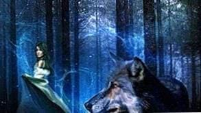 Wolf And Girl HD Wallpapers