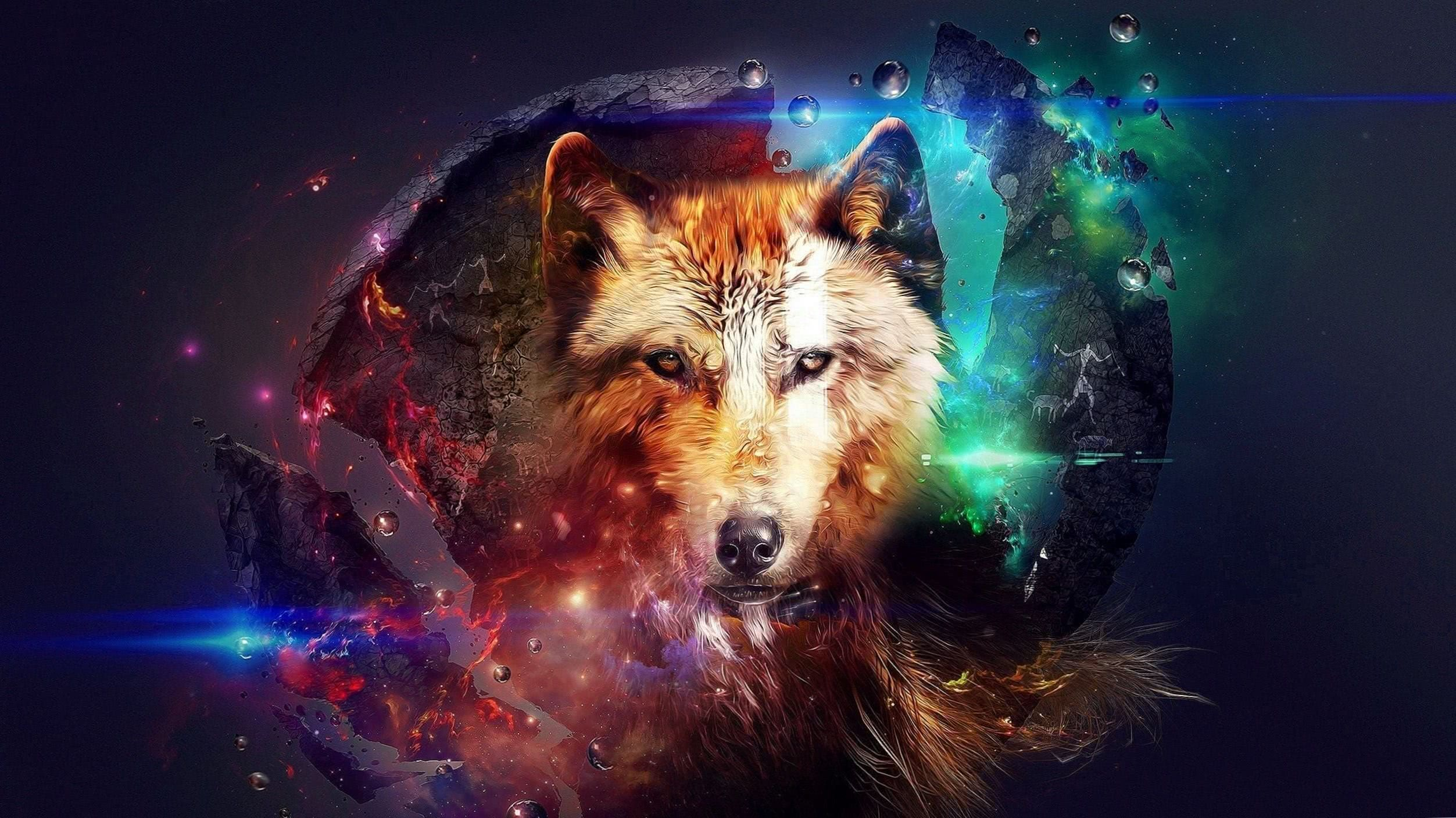 Star Wolf Wallpapers HD