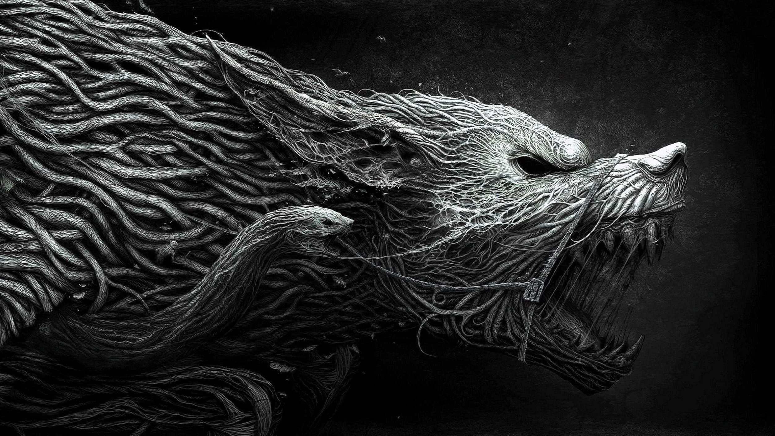 Badass Wolf Wallpapers Wolf Wallpapers Pro