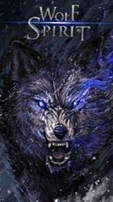 Live Wallpapers 3D Wolf