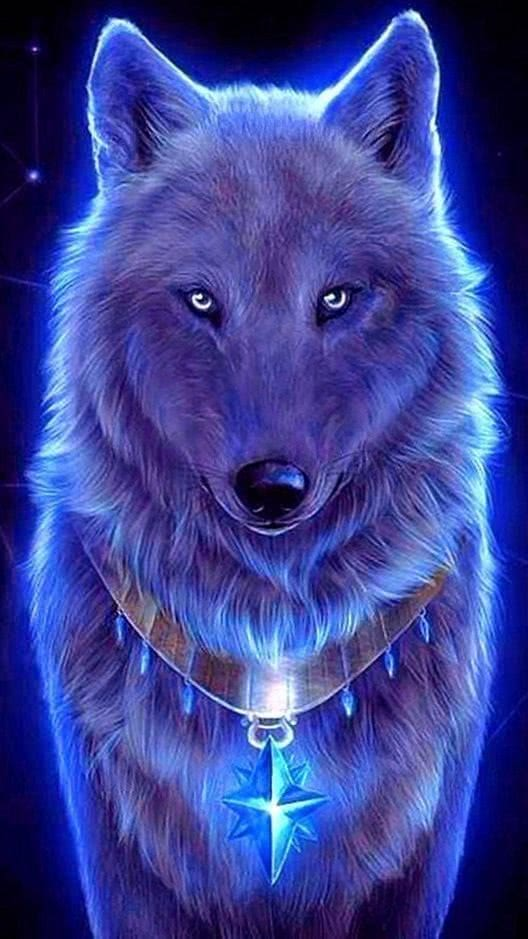 White Wolf Wallpapers Smartphone