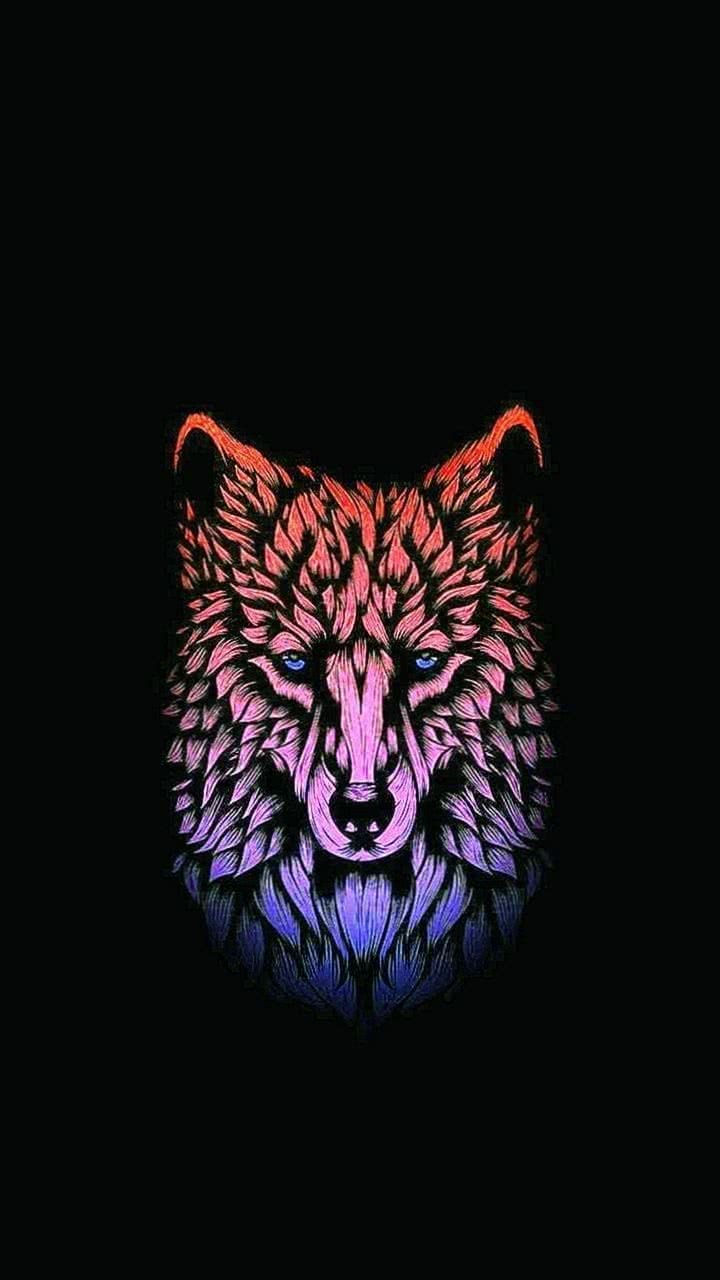 Wallpapers iOS Wolf