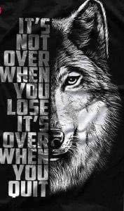 Lone Wolf Motivational Wallpapers