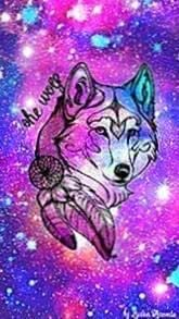 Wallpapers Galaxy Wolf