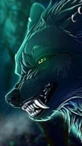 Mobile Wallpapers Fantasy Wolf