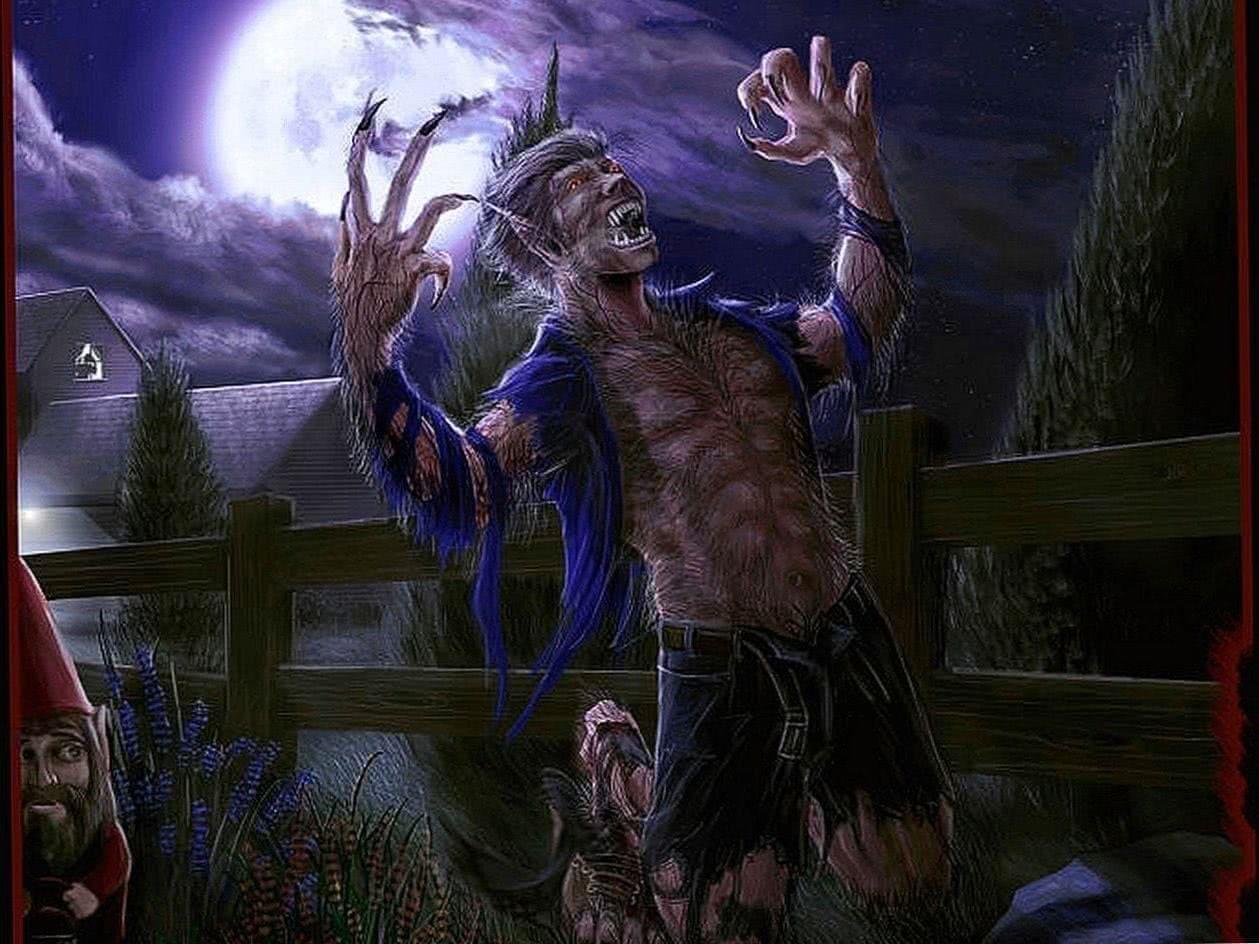 Werewolf Halloween Wallpapers