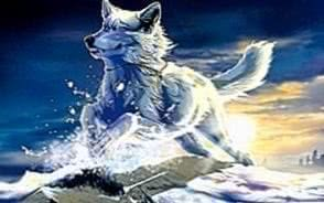 Cool Animated Wolf Wallpapers