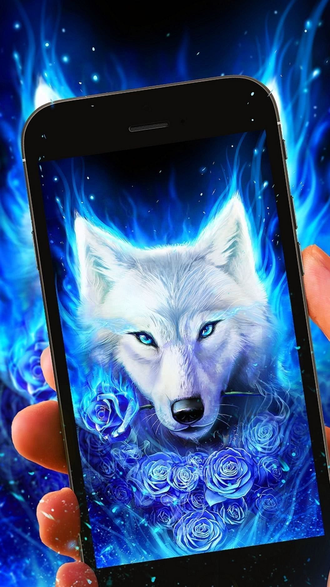 Arctic Wolf Live Wallpapers