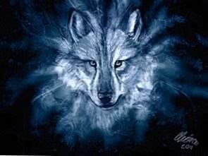 Ghost Wolf HD Wallpapers