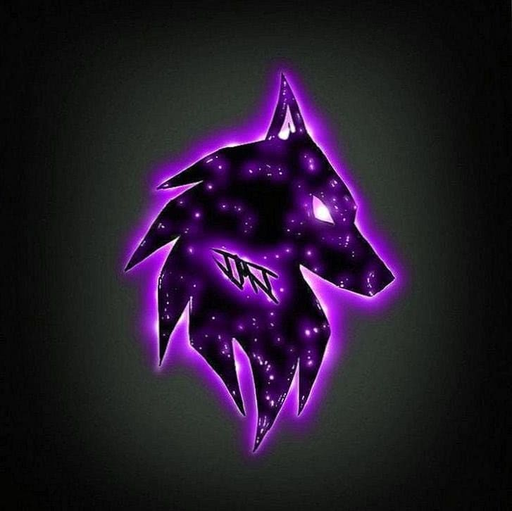 Animated Wolf Logo Wallpapers
