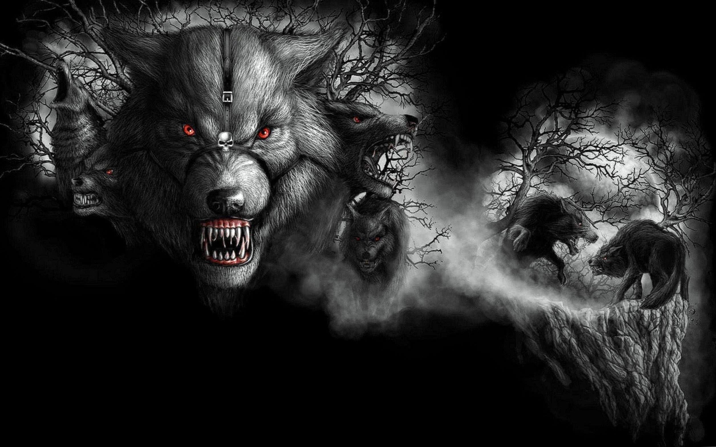 Werewolf Pack Wallpapers