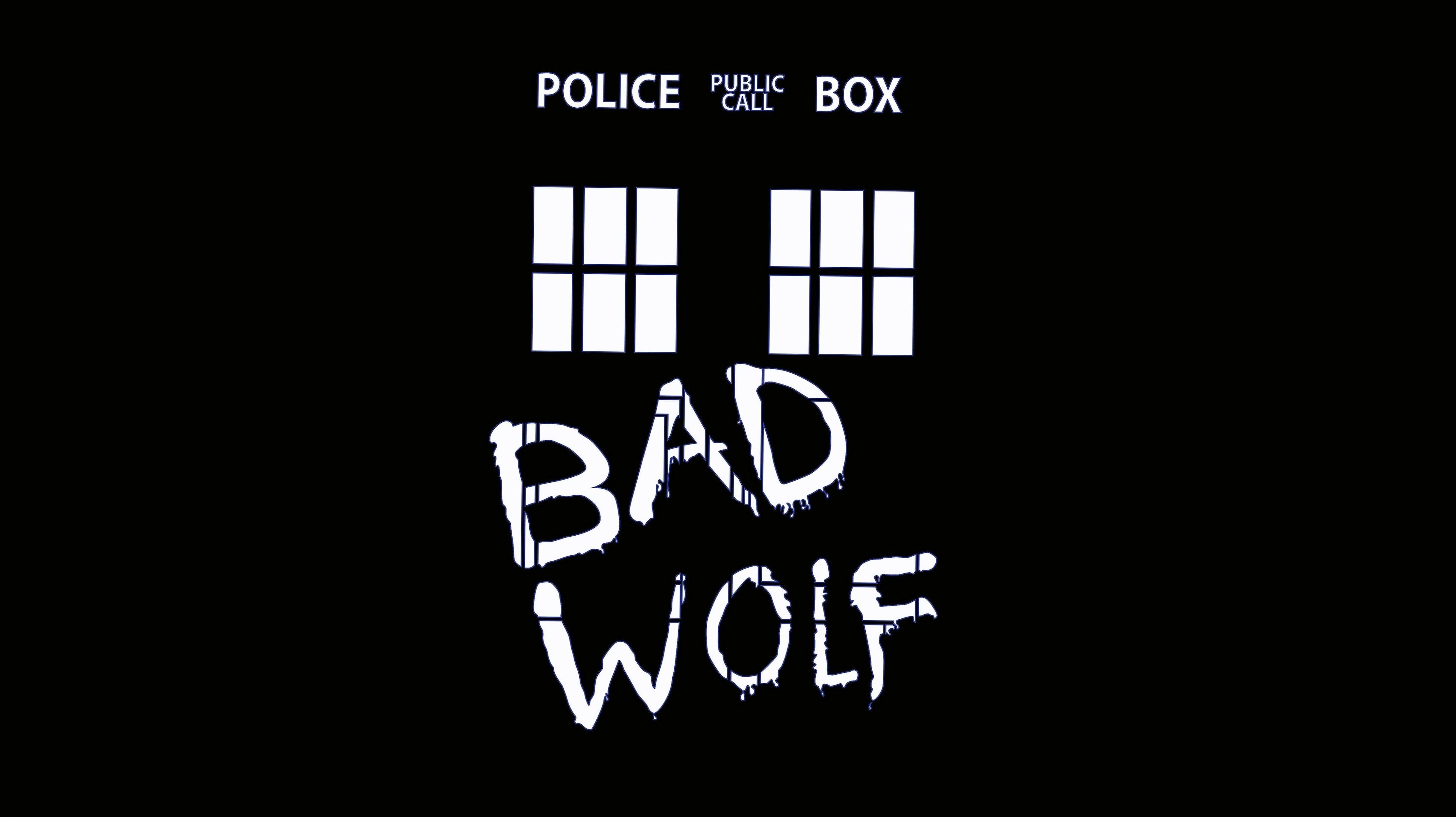 Wallpapers Wolf Bad
