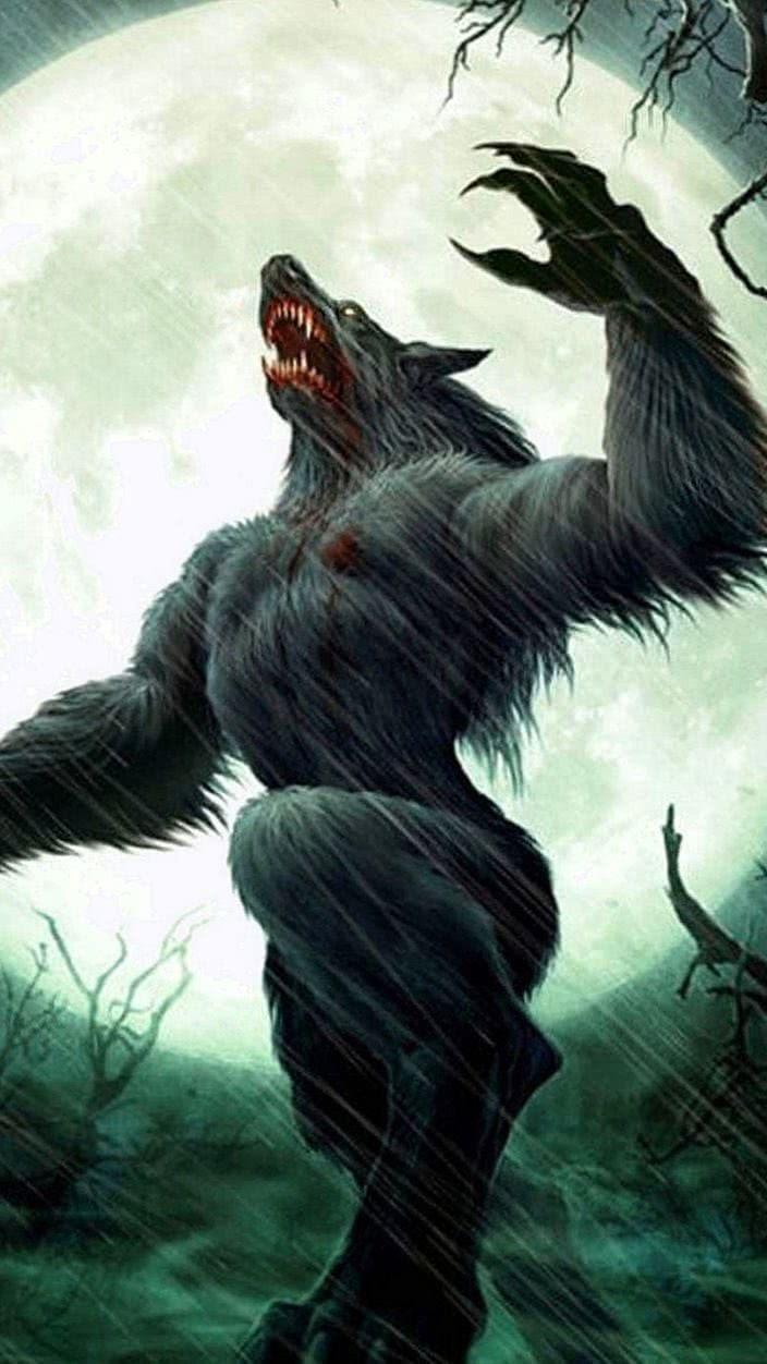 Werewolf Live Wallpaper