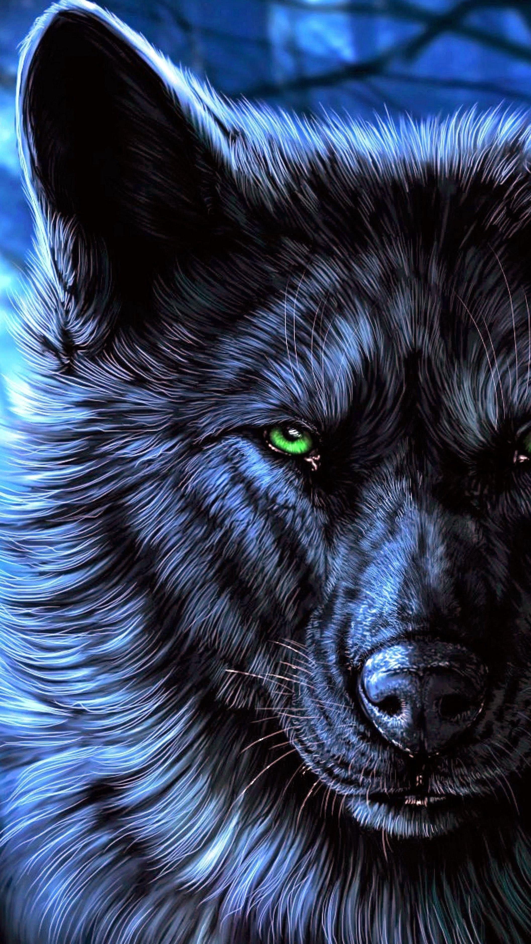 Wolf Wallpaper Samsung S6