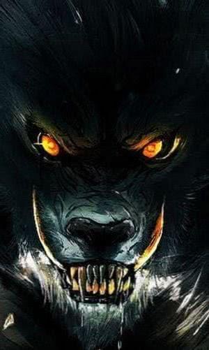 Wolf Spike Blood King Wallpaper