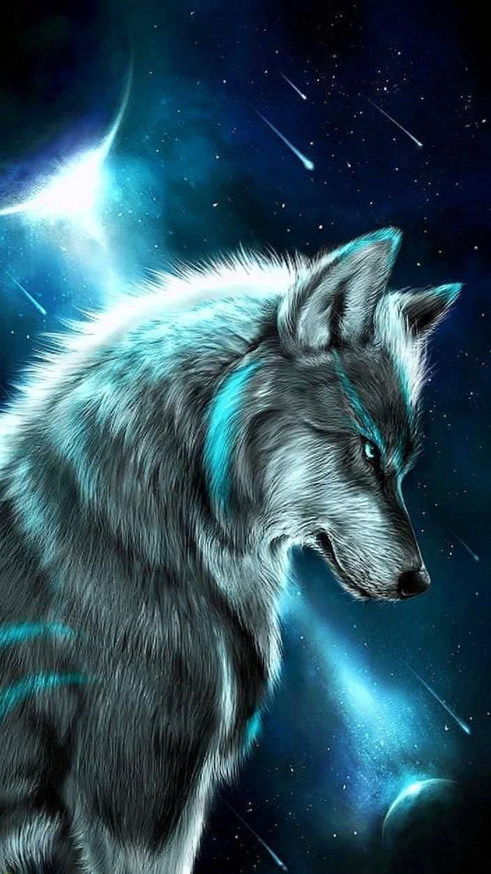 Wolf Wallpaper HD Zedge
