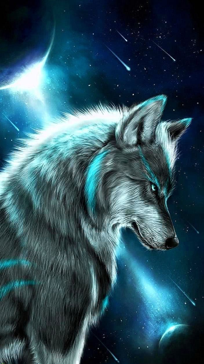 Wolf Girl Wallpapers Zedge - Wolf