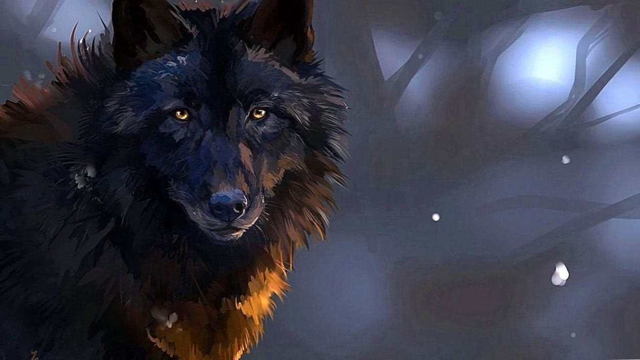 Wolf Wallpapers 21:9