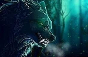 Fantasy Wolf Art Wallpapers