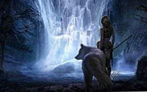 Wolf Woman Wallpapers