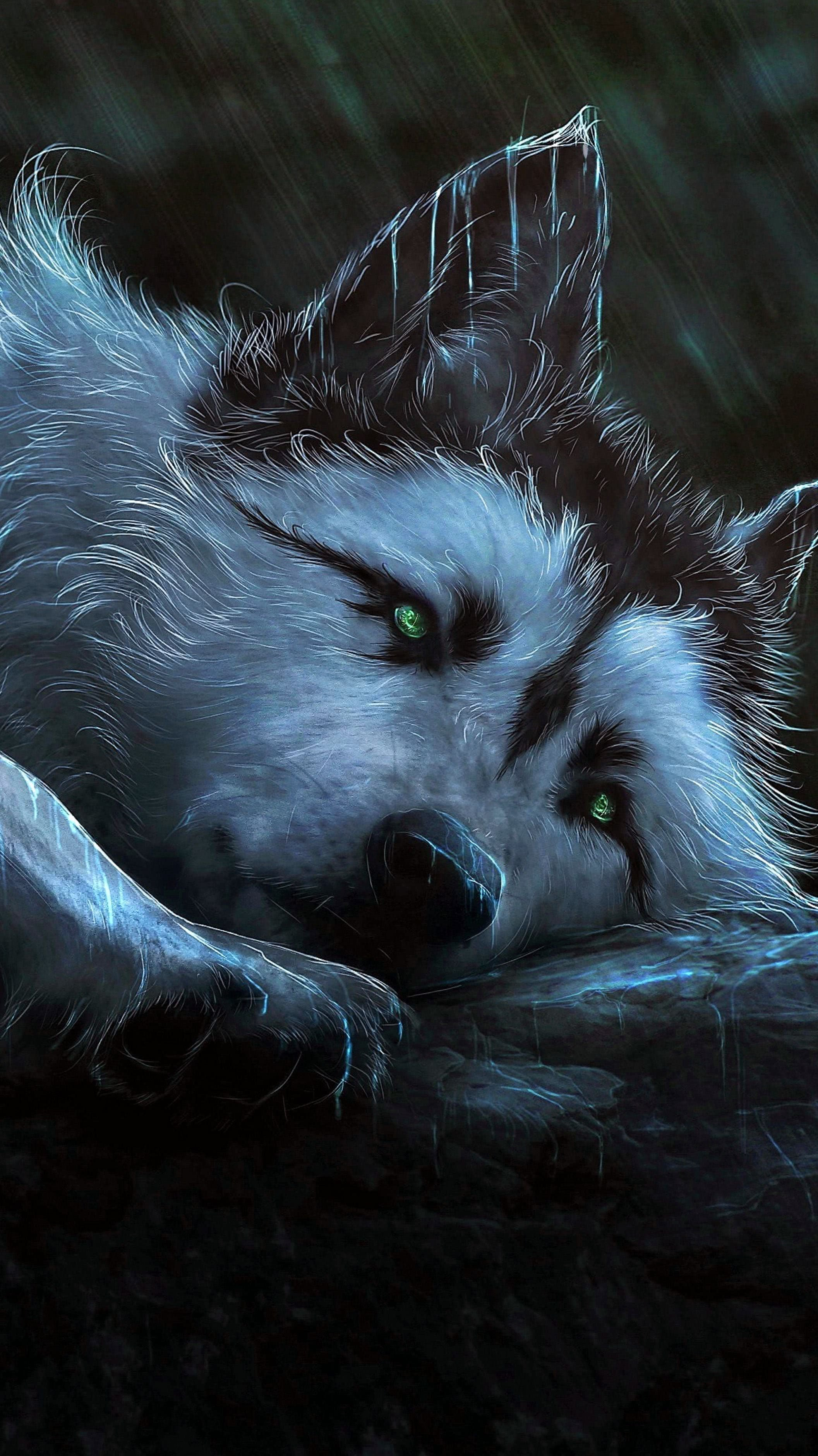 Wolf Samsung Galaxy S6 Wallpapers