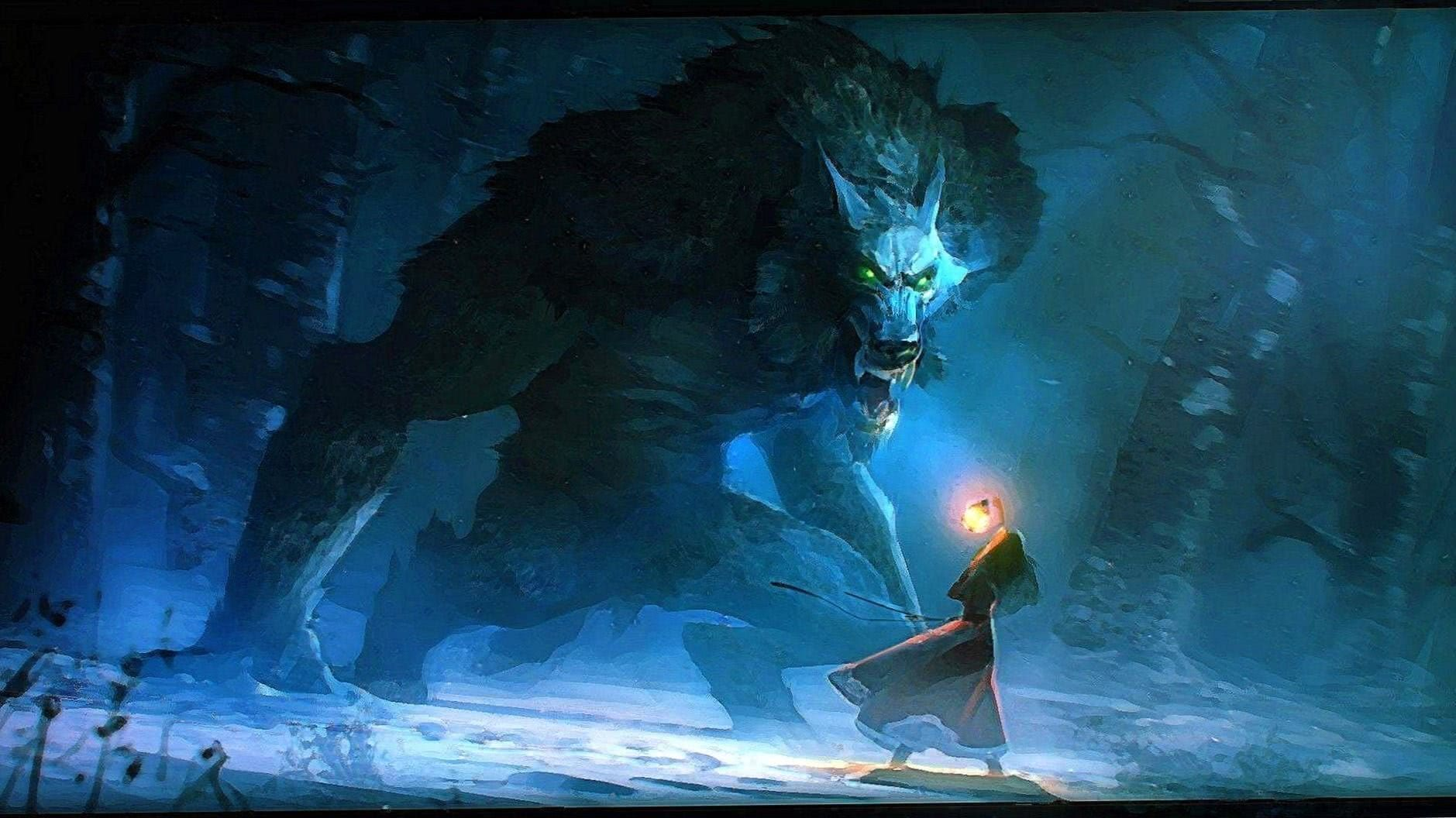 Wolf Beast HD Wallpapers