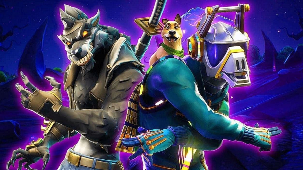 Free Fortnite Wallpapers Werewolf Wolf Wallpapers Pro