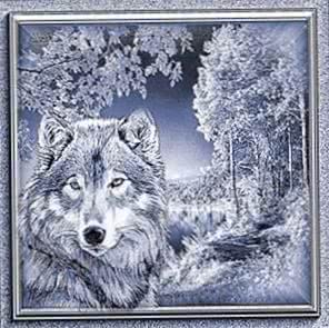 Wolf Wallpapers Glitter