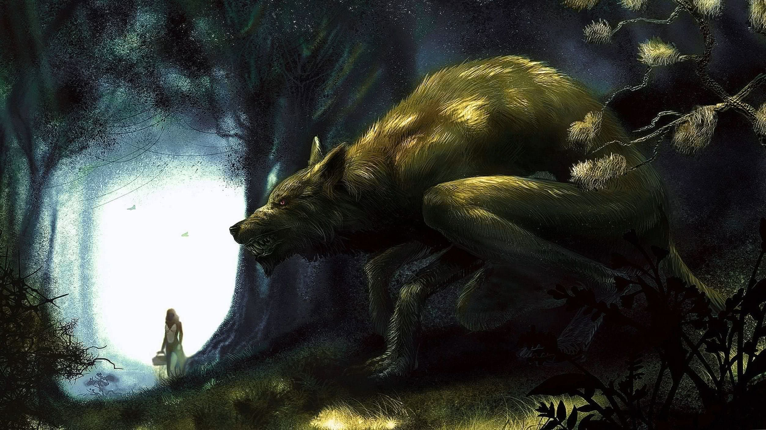 Werewolf HD Wallpaper Mobile