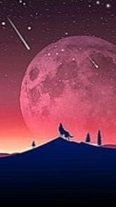 Star Wolf Wallpapers Cell Phone