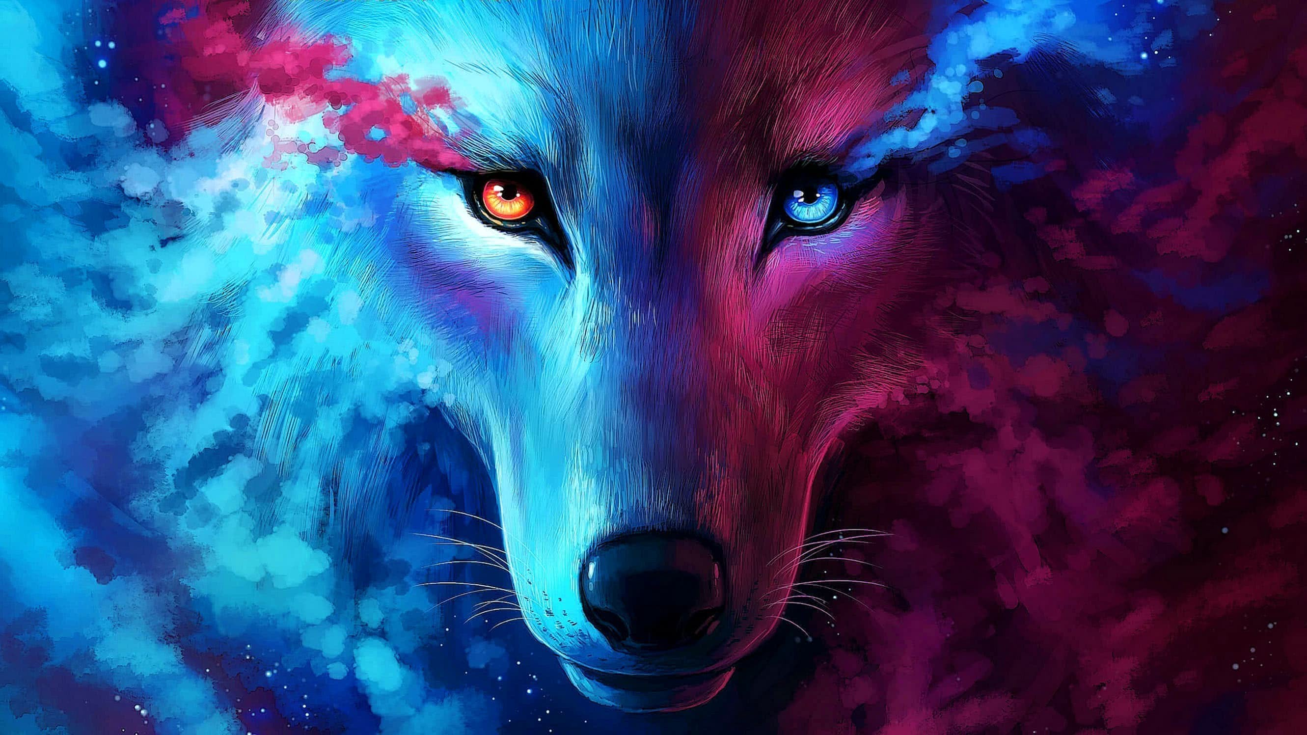 Free Galaxy Wolf Wallpapers Wolf Wallpapers Pro