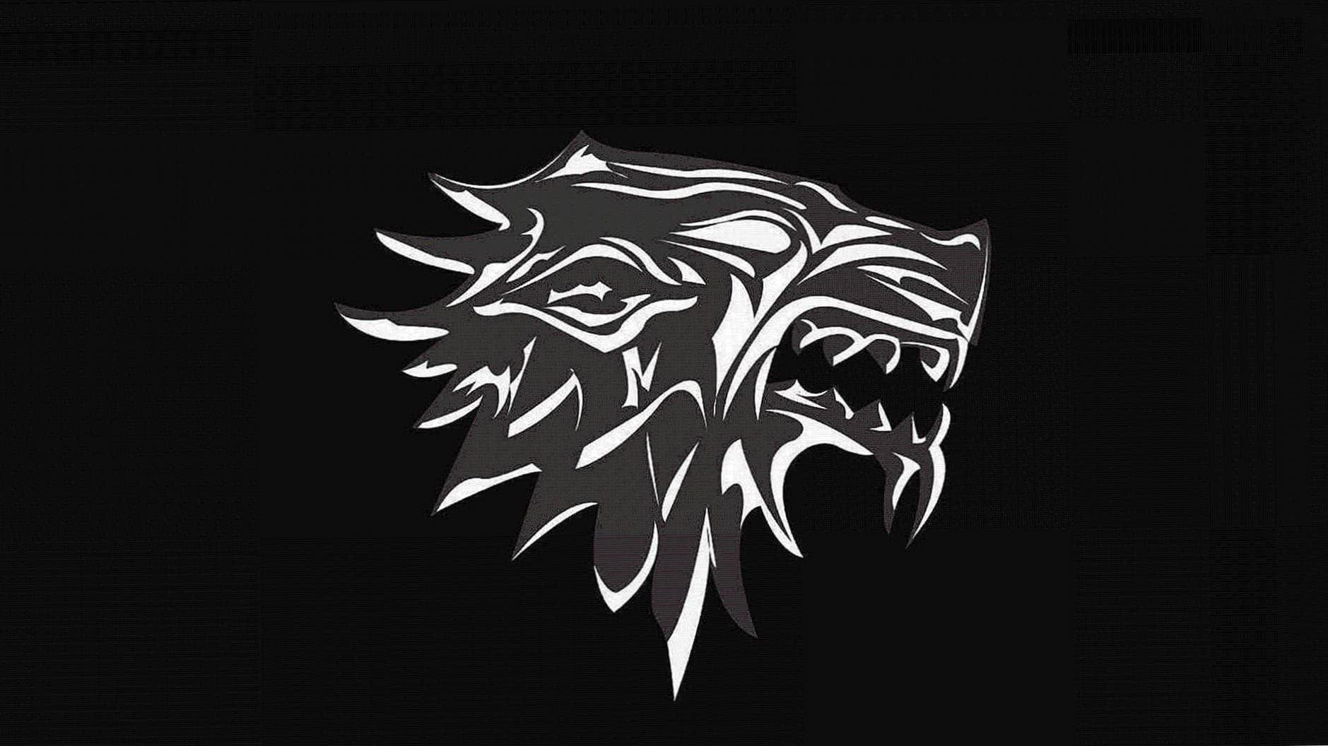 HD Wallpapers Wolf Logo