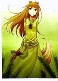 Spice And Wolf Mobile Wallpapers