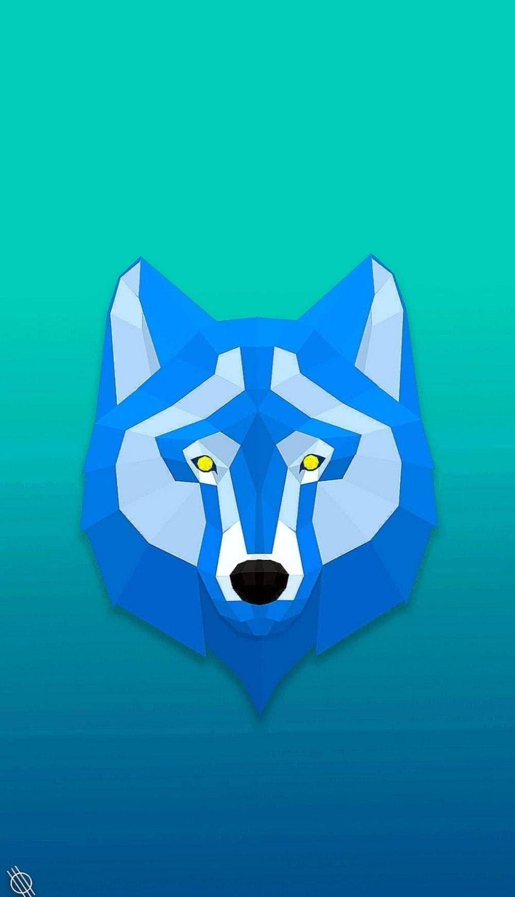 Wolf Wallpaper For iPod Touch
