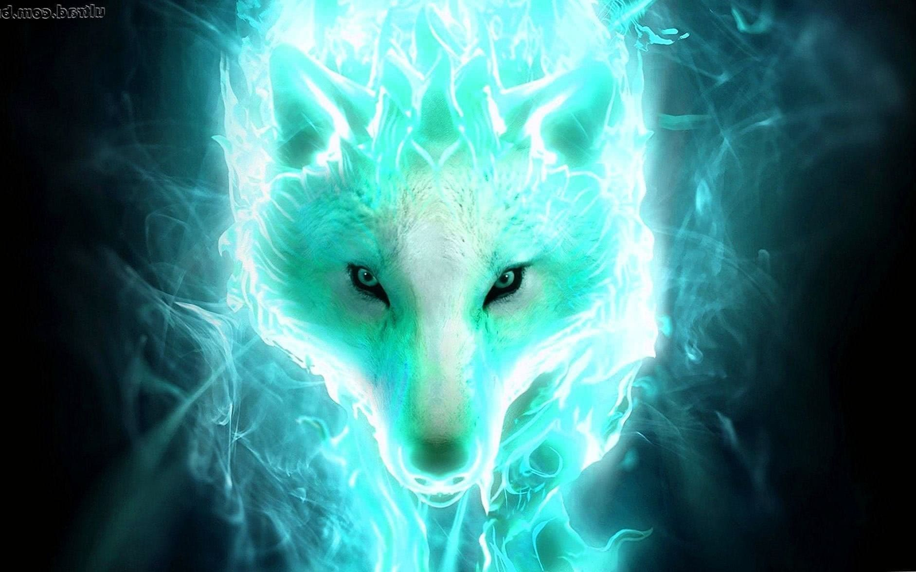 Ice Wolf Wallpaper Mobile