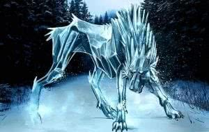 The Ice Wolf Wallpapers
