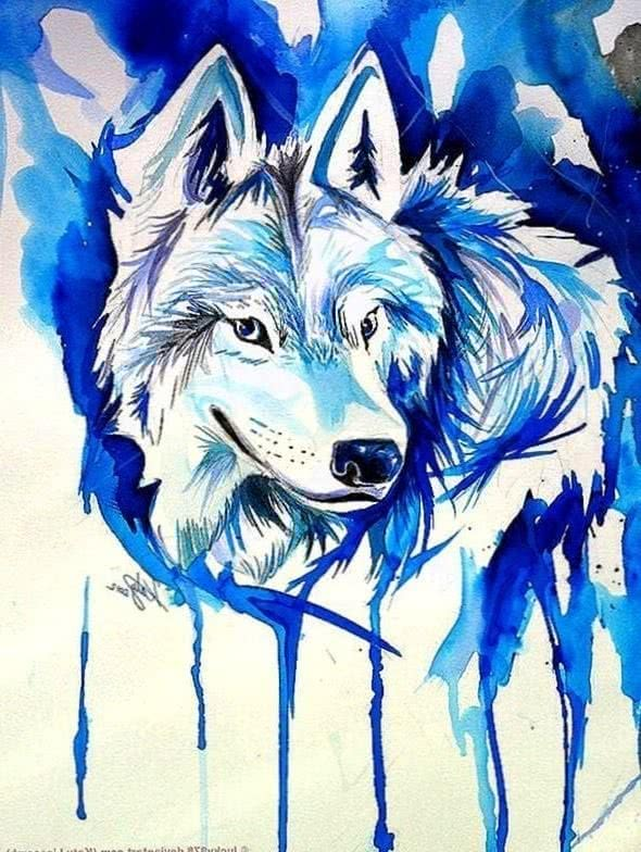 Ice Wolf Live Wallpapers