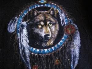 Native American Wolf Wallpapers